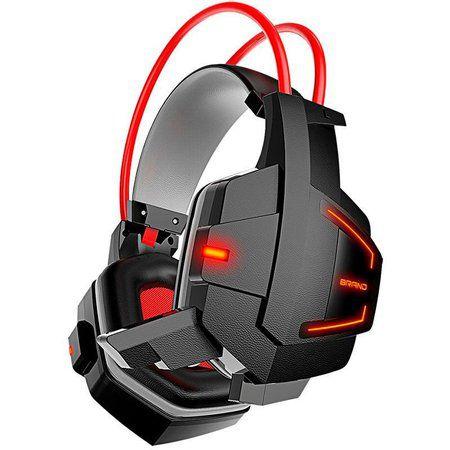 Fone de Ouvido Gamer Soldado USB-P2 Infokit GH-X20