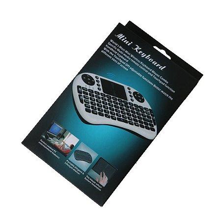 Mini Teclado para Smart TV MX-6018