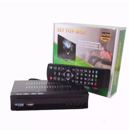 Conversor Digital BWX MX-6901
