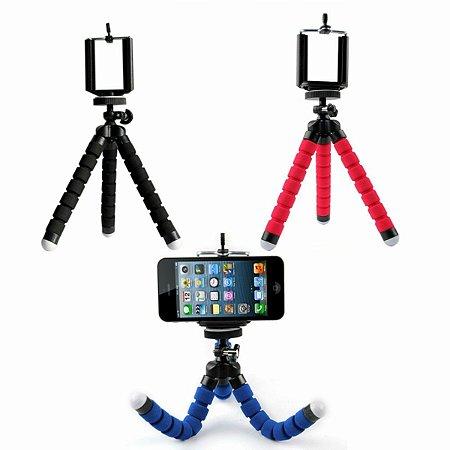 Mini Tripe Para Celular Flexível