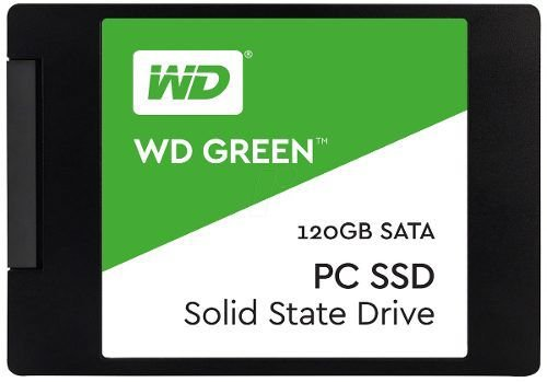 HD SSD Western Digital Sata III 120gb 2.5