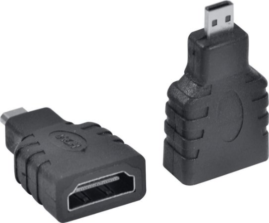 Adaptador HDMI Fêmea X Micro HDMI AH-MCH