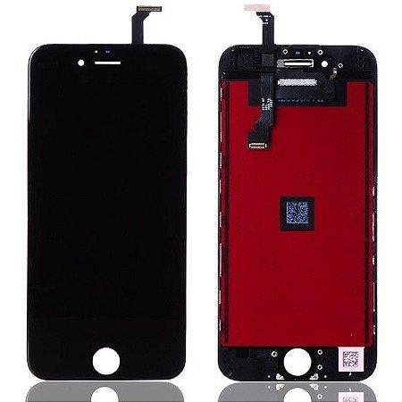 Manutenção Iphone 6 preto Troca Display completo sn