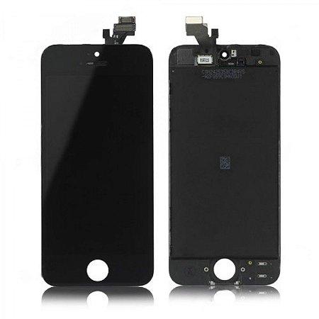 Manutenção Iphone 5S Preto Troca Display Completo sn