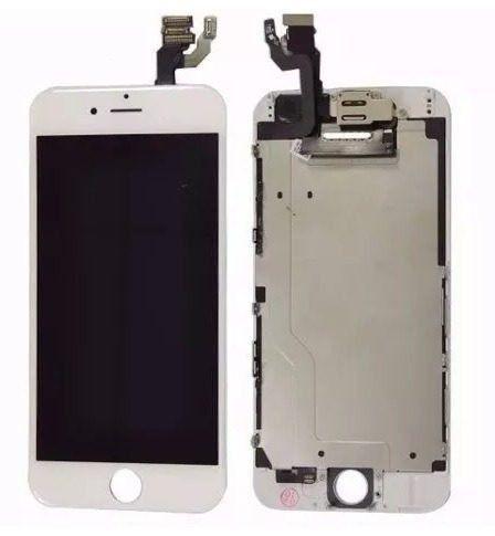Manutenção Iphone 6 branco Troca Display completo sn