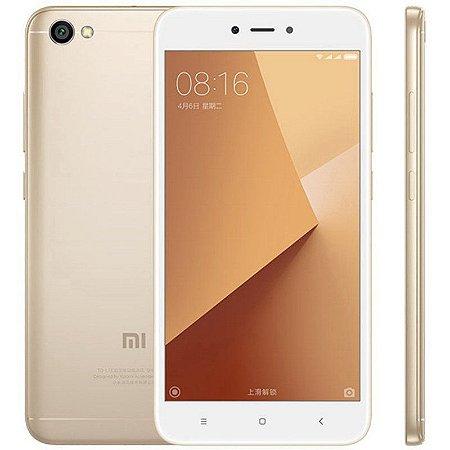Smartphone Xiaomi Redmi Note 5A Dourado 16gb 2gb Ram