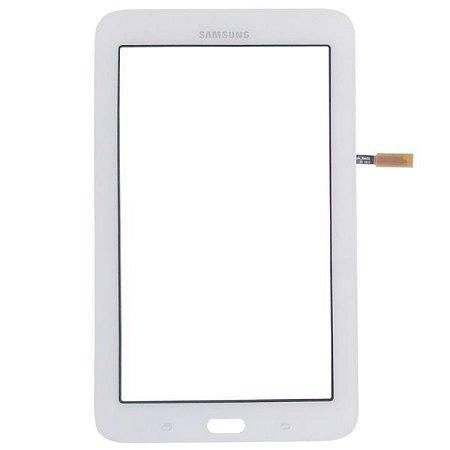 Manutenção de Tablet Samsung T113 Branco Troca de Touch sn