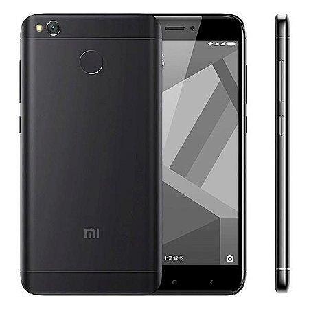 Smartphone Xiaomi Redmi 4X Black 32gb 3gb Ram