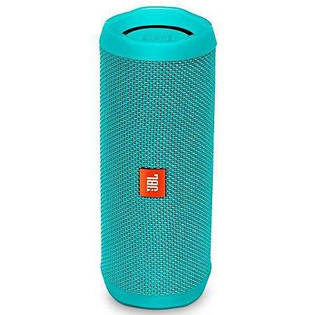 Caixa de Som Bluetooth JBL FLIP 4 16W RMS Verde