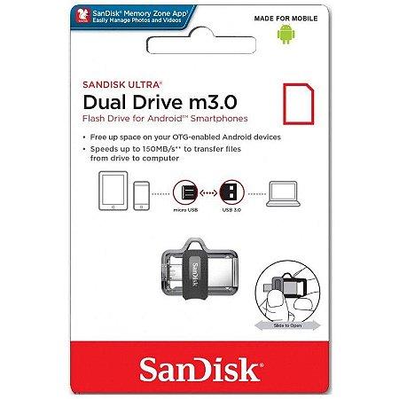 Pendrive Sandisk Ultra Dual SDDD3-016G-G46 16GB sn