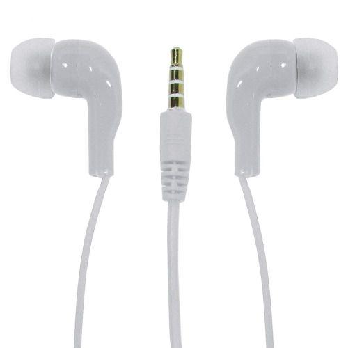 Fone com Microfone Pmcell Slim Branco - 993