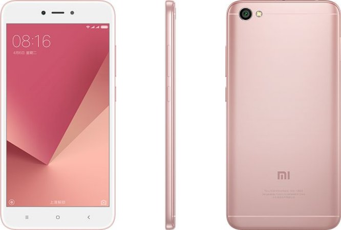 Smartphone Xiaomi Redmi 5A Rose 16gb 2gb Ram