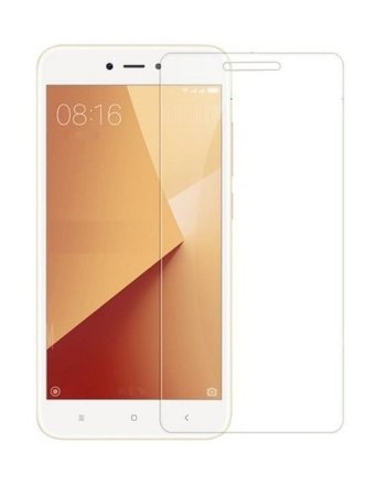 "Pelicula de vidro Xiaomi Redmi Note 5A/ 5A Prime Tela 5.5"""