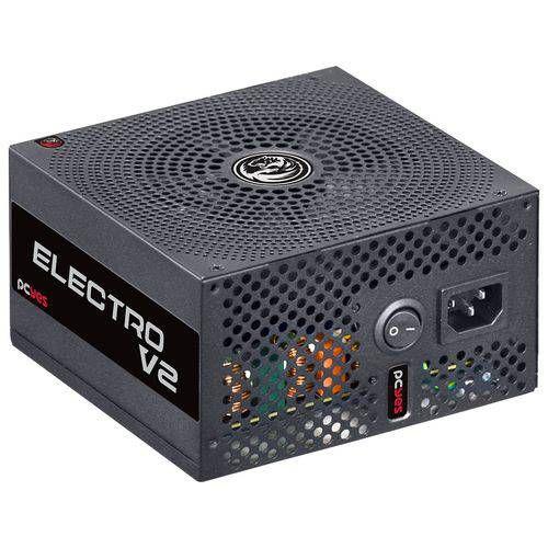 Fonte ATX 750W Real Pcyes Electro V2 Series 80 Plus Bronze