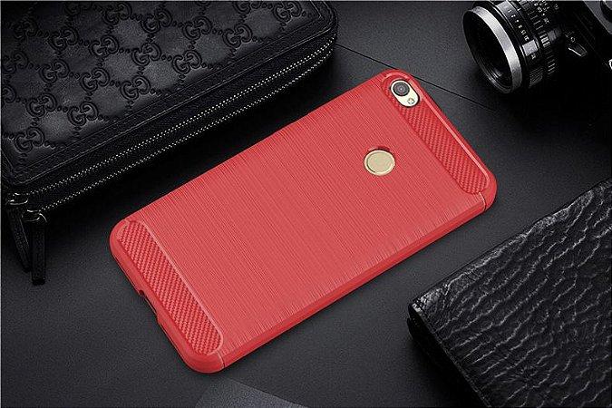 CAPA Xiaomi MI A1 Tela 5.5 Vermelha