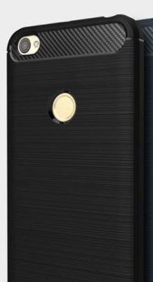 CAPA Xiaomi Redmi 4X Tela 5.0  Preta