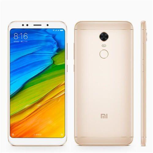 Smartphone Xiaomi Redmi 5 Plus Gold 64gb 4gb Ram