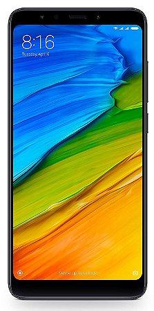 "Smartphone Xiaomi Redmi 5 Black 16gb 2gb Ram Tela 5,7"""