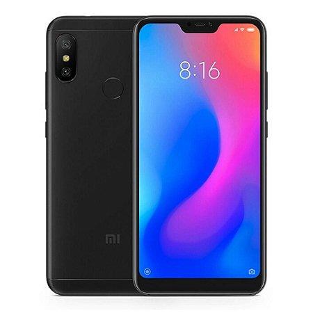 Smartphone Xiaomi Mi A2 Lite Black 64gb 4gb Ram