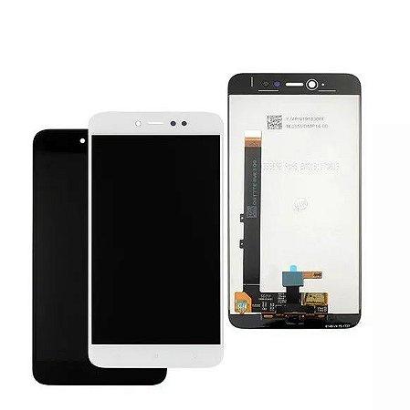 Display completo Xiaomi Redmi Note 5A branco Tela 5.5