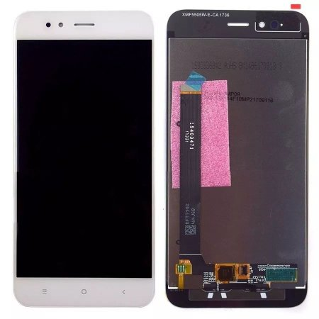Display completo Xiaomi Mi A1 branco
