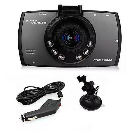 Câmera Automotiva G-30 1080p Comp. PAL/NTSC Cinza Escuro