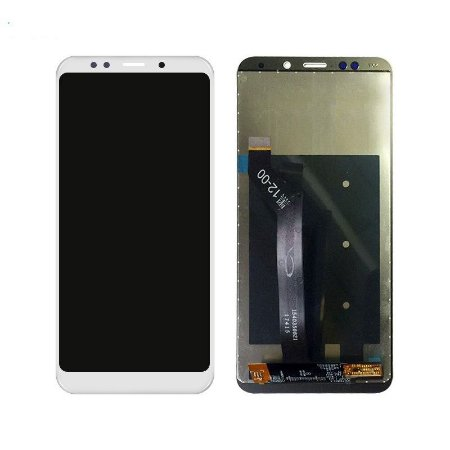 Display completo Xiaomi Redmi 5 Plus Branco Tela 5,99""
