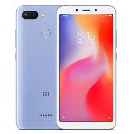 Smartphone Xiaomi Redmi 6 32GB 3gb Ram Blue