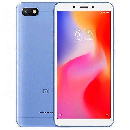 Smartphone Xiaomi Redmi 6A 16gb 2gb RAM Blue