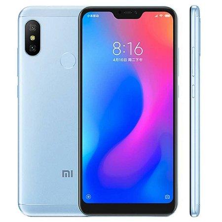 Smartphone Xiaomi Mi A2 Lite Blue 32gb 3gb Ram