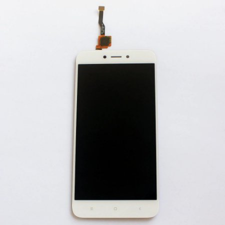 Display completo Xiaomi Redmi 5A Branco Tela 5.0