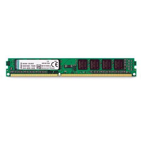 Memória para Desktop 4gb DDR3 Kingston KVR16N11S8/4  (1600Mhz/pc12800)
