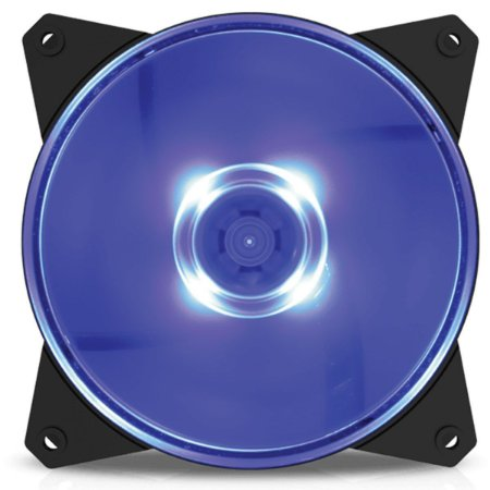 Cooler Fan para Gabinete Masterfan 120mm MF120L Led Azul - R4-C1DS-12FB-R1
