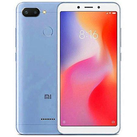 Smartphone Xiaomi Redmi 6 64gb 3gb Ram Blue