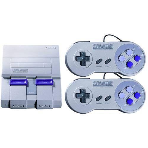 Console Super Nintendo Classic Mini Edition Americano