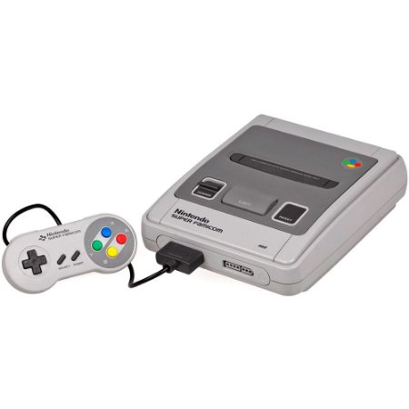 Console Super Nintendo Classic Mini Edition Europeu