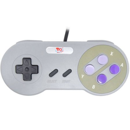 Controle Super Nintendo - Play Game