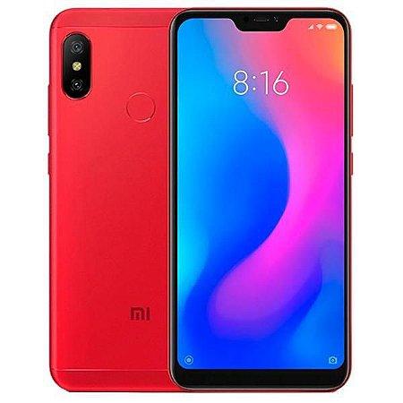 Smartphone Xiaomi Mi A2 Lite 32gb 3gb Vermelho