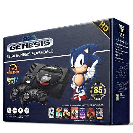 Console Mega Drive Sega Genesis Flashback HD Classic FB3680