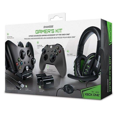 Kit Gamer Para Xbox One Original DreamGear DGXB1-6631
