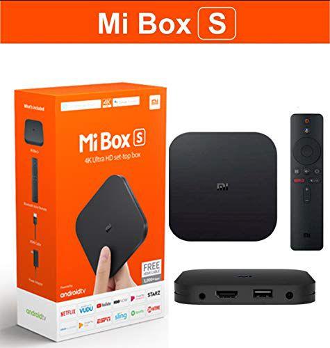 Xiaomi Mi Box S - TV 4K M19A MDZ-22-AB