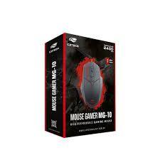 Mouse Gamer C3Tech MG-10BK Preto