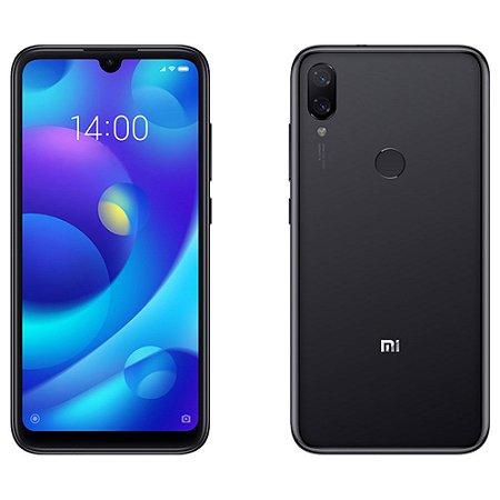 Smartphone Xiaomi Mi Play 64gb 4gb Ram Black