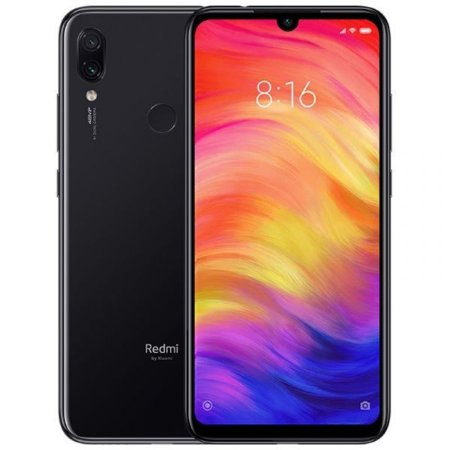 Smartphone Xiaomi Redmi Note 7 32gb 3gb Ram Black