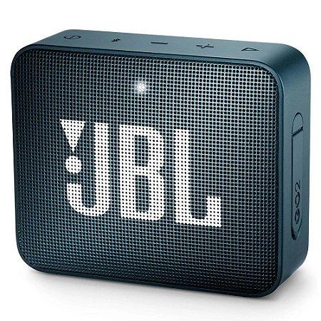 Caixa de som Bluetooth JBL GO 2 Nany Original