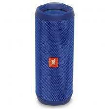 Caixa De Som Bluetooth Jbl Flip 4 16w Rms Azul 100% Original