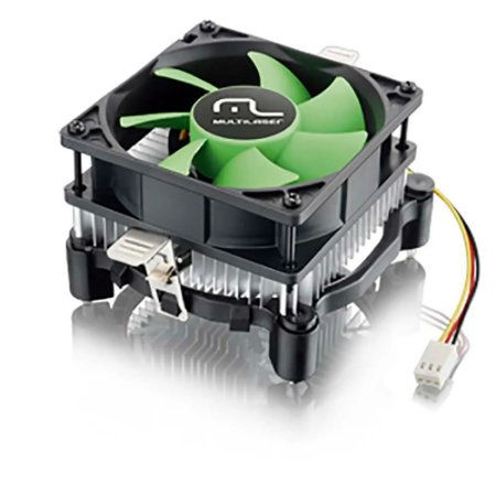 Cooler Multilaser Processador Universal Intel e AMD GA120