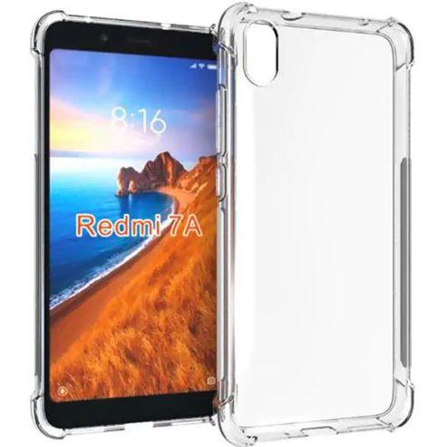 Capa anti impacto Redmi 7A Transparente