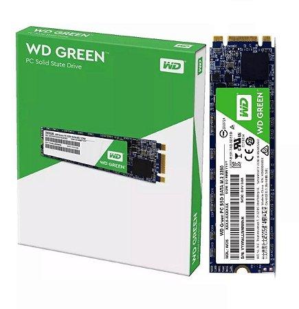 Hd SSD 240gb m.2 Western Digital - (wds240g2g0b)