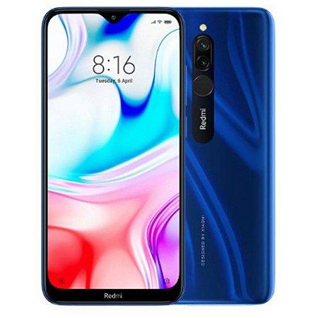 Smartphone Xiaomi Redmi 8 64gb 4gb Ram Sapphire Blue
